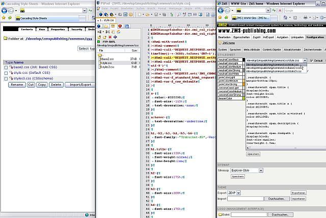 CSS Editing