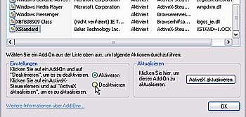 ActiveX-Komponenten